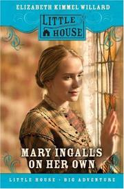 Cover of: Mary Ingalls on Her Own