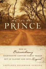 Cover of: Mr. and Mrs. Prince