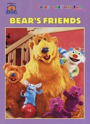 Cover of: Bear's Friends