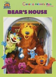 Cover of: Bear's House