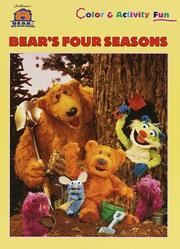 Cover of: Bear's Four Seasons