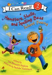 Cover of: Hamsters, Shells, and Spelling Bees | Lee B. Hopkins
