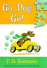 Cover of: Go, Dog. Go! Puzzle Book