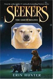 Cover of: Seekers #1: The Quest Begins (Seekers)