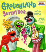 Cover of: 101 Grouchland Surprises (Elmo in Grouchland)