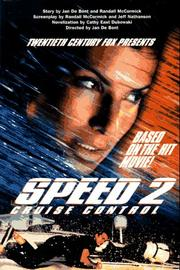 Cover of: Speed 2 | Cathy East Dubowski