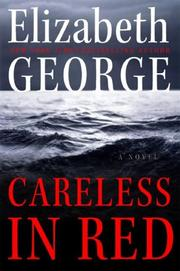 Cover of: Careless in Red | Elizabeth George