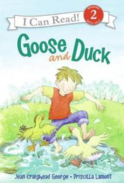 Cover of: Goose and Duck