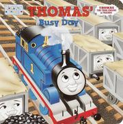 Cover of: Thomas' busy day