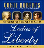 Cover of: Ladies of Liberty CD | Cokie Roberts