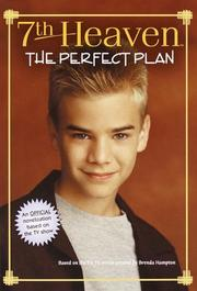 Cover of: The perfect plan