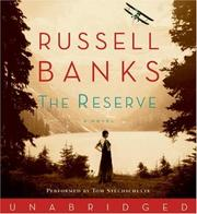 Cover of: The Reserve CD