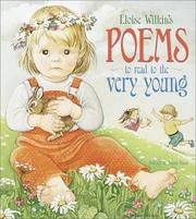 Cover of: Eloise Wilkin's Poems to Read to the Very Young (Lap Library)