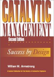 Cover of: Catalytic Management | William Armstrong