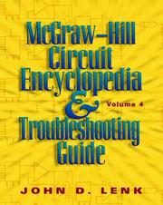 McGraw-Hill Circuit Encyclopedia and Troubleshooting Guide, Volume 4