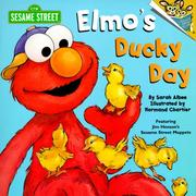 Cover of: Elmo's ducky day
