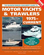 McKnew/Parker Consumer's Guide to Motor Yachts & Trawlers by