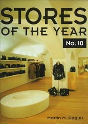 Cover of: Stores of the Year | Martin M. Pegler