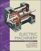 Cover of: Electric Machinery | A. E. Fitzgerald