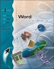 Cover of: Microsoft Word 2002 (I-series)