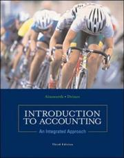 Introduction to Accounting by Penne Ainsworth