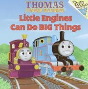 Cover of: Little engines can do big things