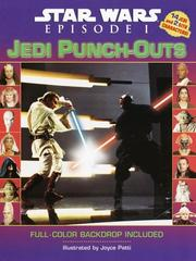 Cover of: Jedi Punch-Outs (A Punch & Play Book)
