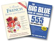 Cover of: Stillman Ultimate French Reference Powerpack Two-Book Bundle (The Ultimate French Review and Practice, The Big Blue Book of French Verbs)