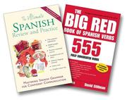 Cover of: Gordon Ultimate Spanish Grammar Powerpack Two-Book Bundle (The Big Red Book of Spanish Verbs, The Ultimate Spanish Review and Practice)