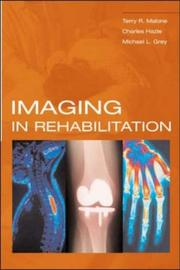 Cover of: Imaging In Rehabilitation | Terry R. Malone