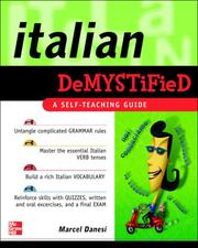 Cover of: Italian Demystified