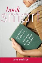 Cover of: Book smart
