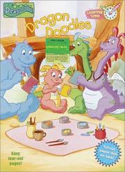 Cover of: Dragon Doodles (Super Coloring Book) | Random House