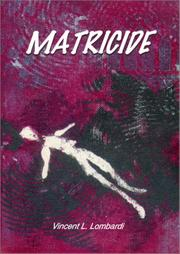 Cover of: Matricide | Vincent Lombardi
