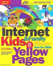 Cover of: The Internet Kids & Family Yellow Pages (Net Moms Internet Kids & Family Yellow Pages)