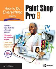 Cover of: Corel Paint Shop Pro 9
