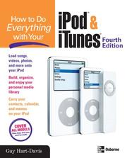 Cover of: How to Do Everything with iPod & iTunes, 4th Ed. (How to Do Everything)