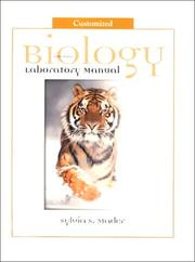 Cover of: Biology 104: Principles of Biology II