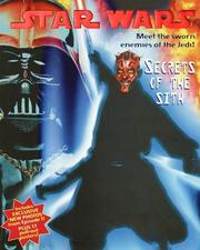 Cover of: Star Wars Episode I: Secrets of the Sith Movie Scrapbook (Star Wars: Episode I)