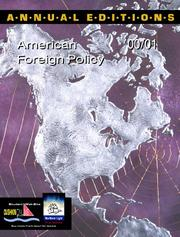 Cover of: Annual Editions