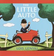 Cover of: The Little Auto (Lois Lenski Books) | Lois Lenski