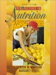 Cover of: Perspectives in Nutrition with Food Wise and OLC passcard | Gordon M. Wardlaw