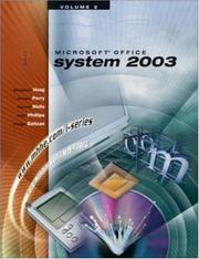 Cover of: The I-Series Microsoft Office 2003 Volume 2 (I-series)