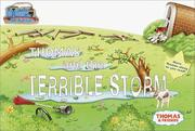 Cover of: Thomas and the terrible storm