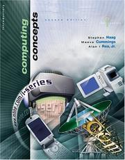 Cover of: The I-Series Computing Concepts 2/e Introductory w/ SimNet Concepts