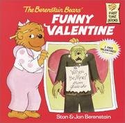 Cover of: The Berenstain Bears' Funny Valentine (First Time Books(R))