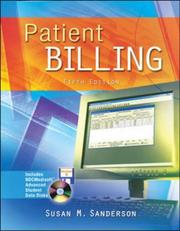 Cover of: Patient Billing | Susan Sanderson