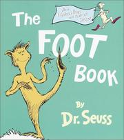 Cover of: The foot book