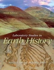 Cover of: Laboratory Studies in Earth History | Harold L. Levin