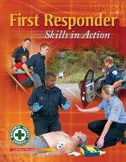 Cover of: First Responder with Skills DVD, BLS DVD & First Responder Pocket Guide (MH) | National Safety Council NSC